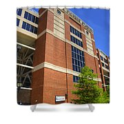 Boone Pickens Stadium Shower Curtain