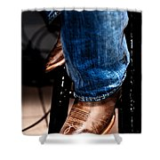 Boots 2 Shower Curtain