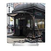 Borough Station Shower Curtain