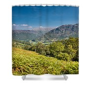 Borrowdale Shower Curtain
