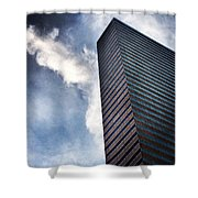Boston Monolith Shower Curtain