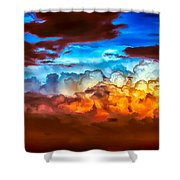Both Sides Shower Curtain
