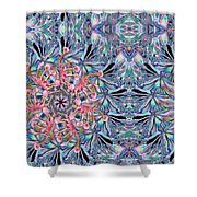 Bottom Of The Glass Shower Curtain by Jean Noren