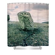 Boulders Along The Gertrudes Nose Shower Curtain