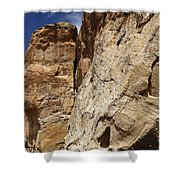 Boulders Shower Curtain