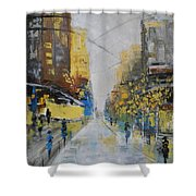 Boulevard Shower Curtain