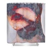 Bound Shower Curtain by Graham Dean