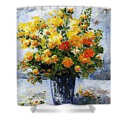 Bouquet D'estate 035 Shower Curtain