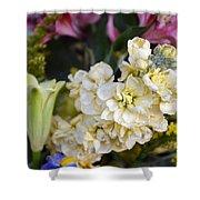 Bouquet Flower Shower Curtain