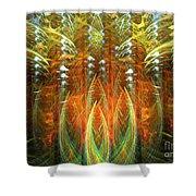 Bouquet Garni Shower Curtain