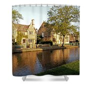 Bourton On The Water Shower Curtain