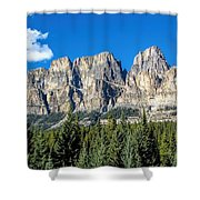 Bow Valley Shower Curtain