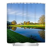 Bowling Green House 2 Shower Curtain