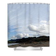 Br0038 Shower Curtain