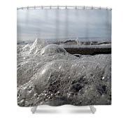 Br0041 Shower Curtain