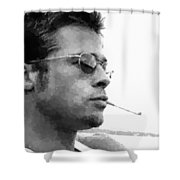 Brad Shower Curtain