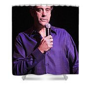 Brad Garrett Shower Curtain