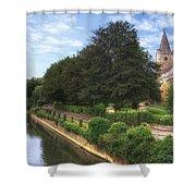 Bradford On Avon Shower Curtain