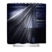 Braided Shower Curtain