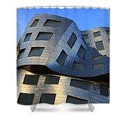 Brain Institute Building Las Vegas Shower Curtain