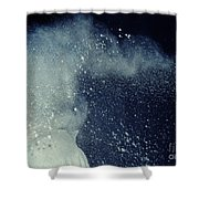 Brainstorm Shower Curtain