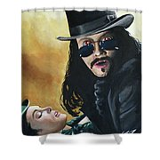 Bram Stoker's Dracula Shower Curtain