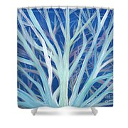Branches By Jrr Shower Curtain