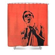 Brandog Shower Curtain