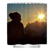 Brandywine Mountain Shower Curtain