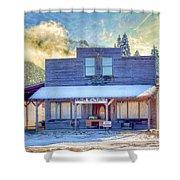 Brauer Real Estate Linwood Kansas Shower Curtain