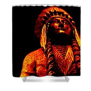 Brave And Proud Shower Curtain