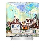 Bray Sur Seine 02 Shower Curtain