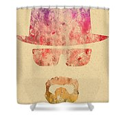 Breaking Bad - 6 Shower Curtain