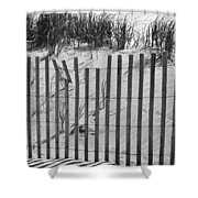 Breath And Wind Shower Curtain