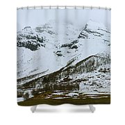 Breath Of Norse Gods Shower Curtain