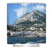 Breath Of Paradise Shower Curtain