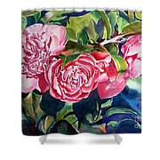 Breathtaking Blossoms Shower Curtain