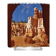 Breathtaking View Shower Curtain