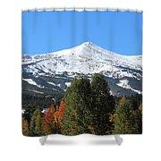 Breckenridge Colorado Shower Curtain
