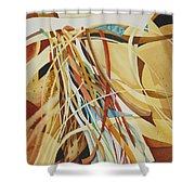 Breezy Day Shower Curtain