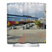Bremerton Conference Center Shower Curtain