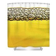 Brewed Shower Curtain