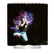 Brian Johnson Shower Curtain
