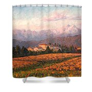 Brianza Horizon Shower Curtain