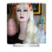 Bric-a- Brac Beauty Shower Curtain