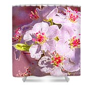 Bridal Bouquet By Jrr Shower Curtain