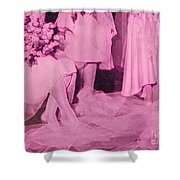 Bridal Pink By Jrr Shower Curtain