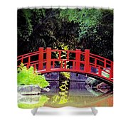 Bridge Front Shower Curtain
