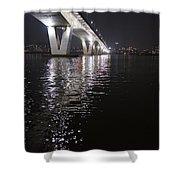 Bridge Korea Shower Curtain