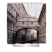 Bridge Of Sighs Shower Curtain